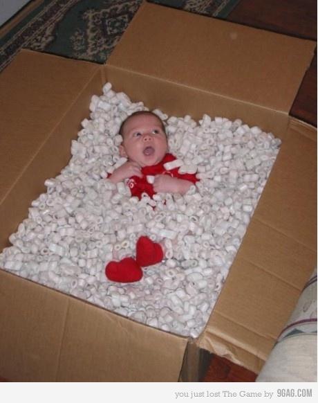 de onde vem os bebes?