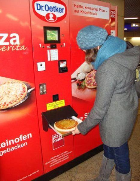 maquina de pizza