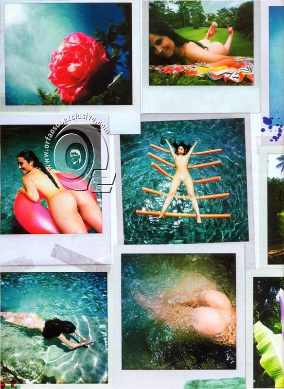 Jessica Amaral na Playboy
