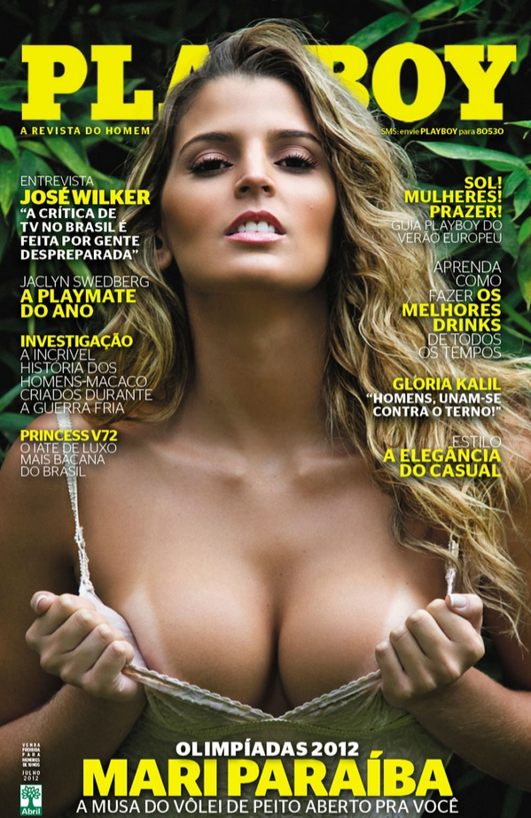 Playboy Mari Paraiba