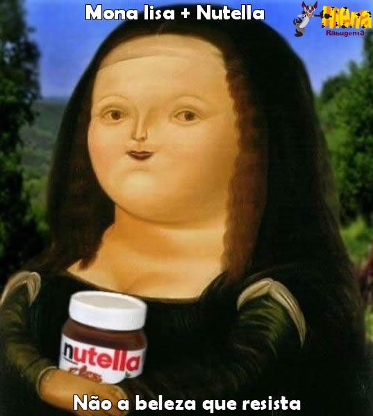 Nutella realiza transformações