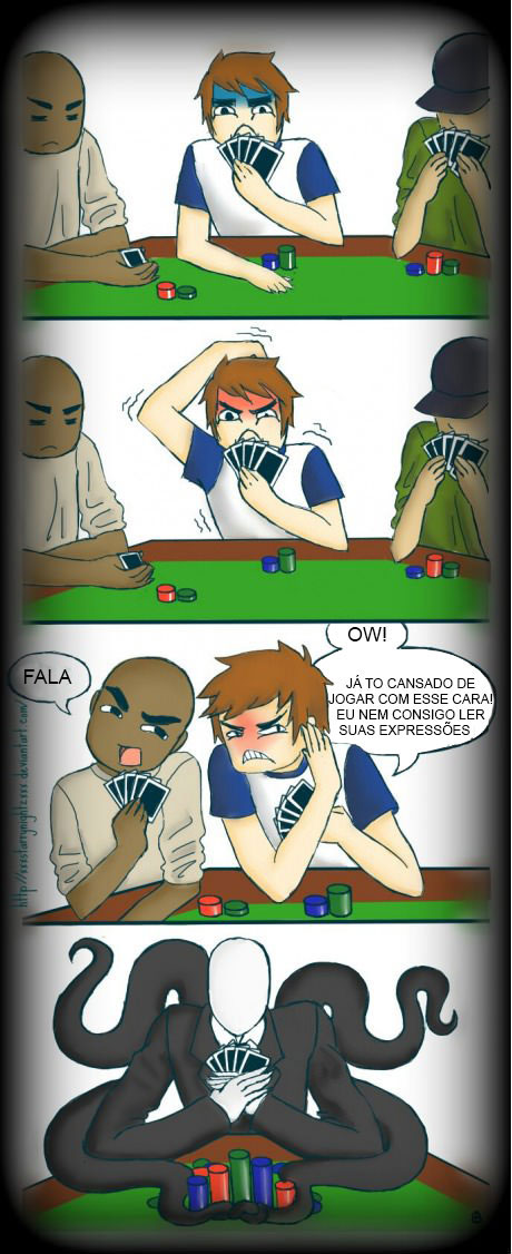 Pokerface dos eculo