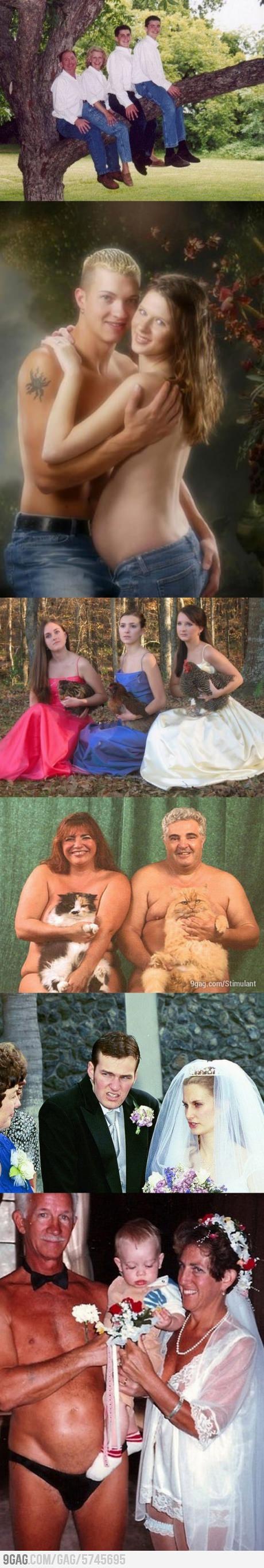 fotos familia estranha