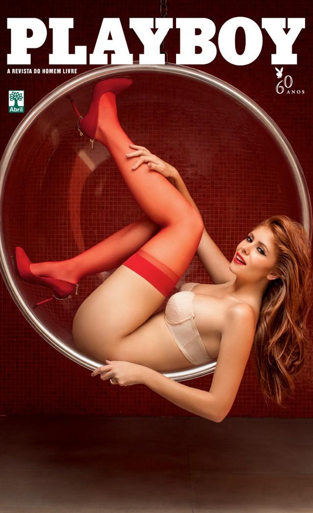 Fotos Playboy Amanda Gontijo